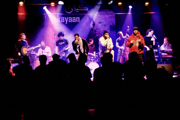 KAYAAN – Arabic Jazz Hip Hop – 2010